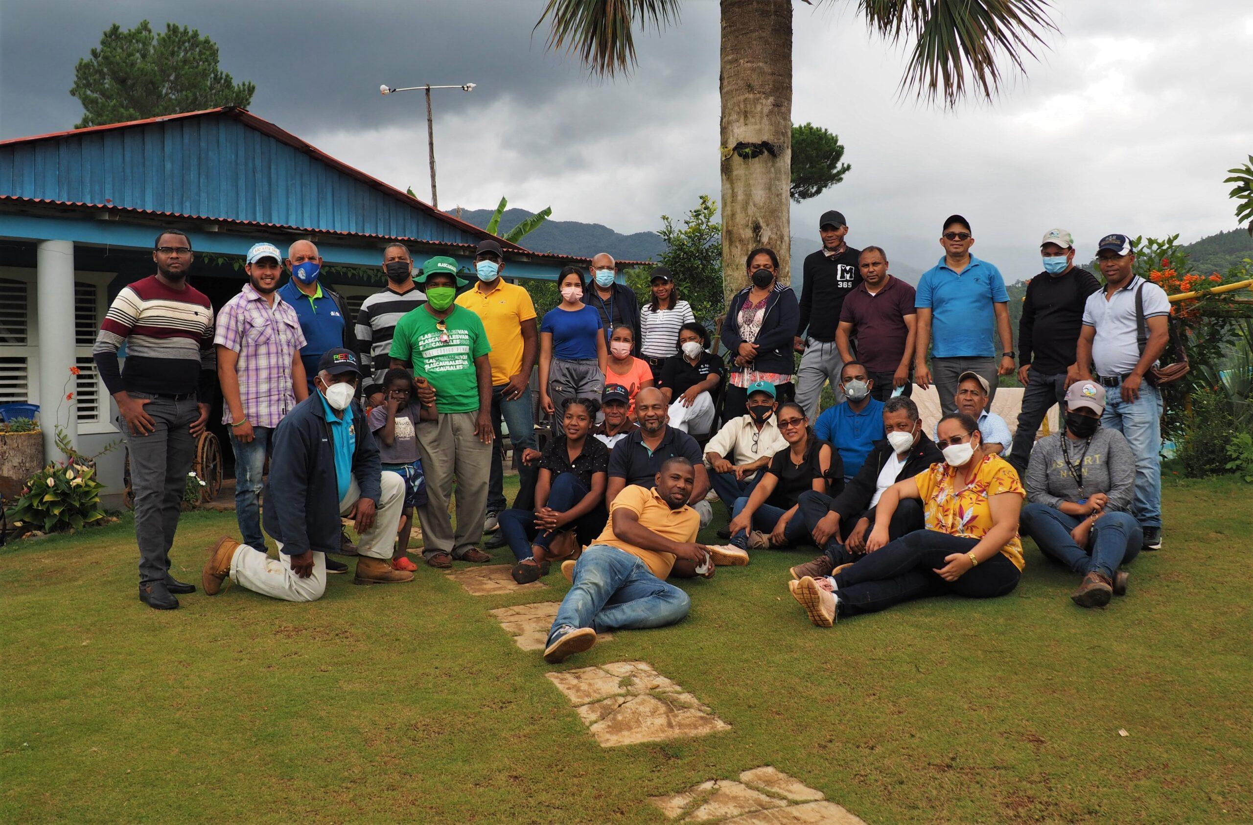 Encuentro-Técnico entre  Centro Naturaleza y COANOR