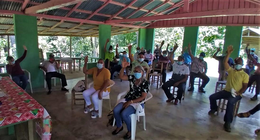 Capacitaciones en Plan de negocio para café y cacao