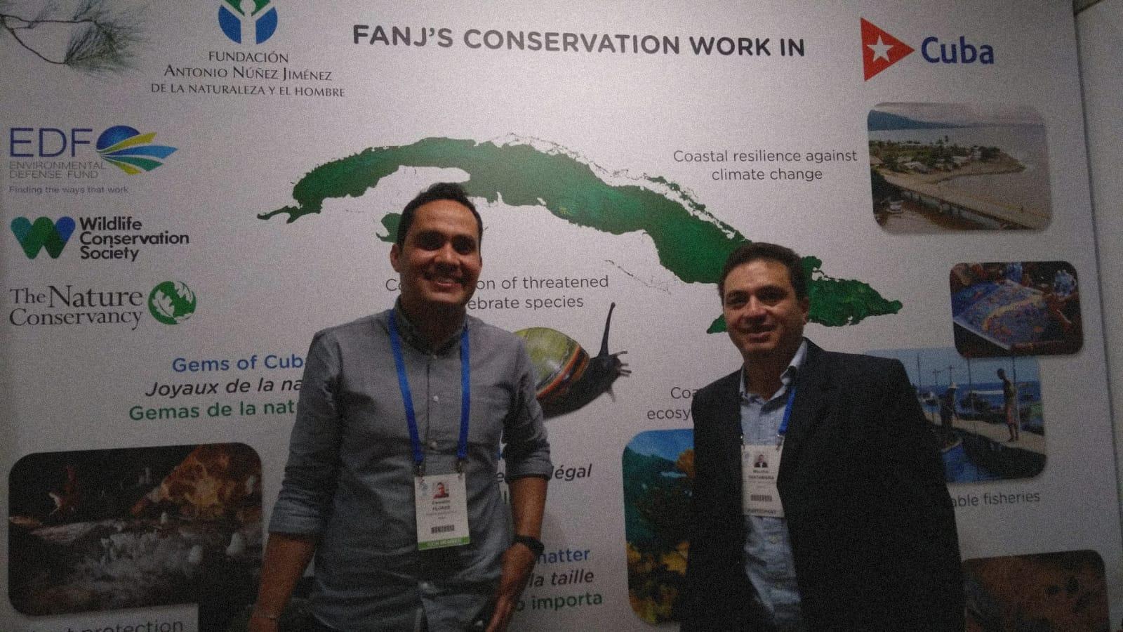 CuencasVerdes presente en el Congreso Mundial de Naturaleza de la IUCN